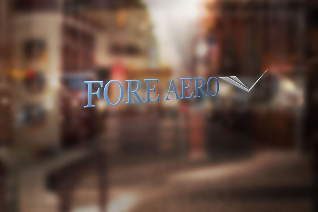 Fore Aero on window
