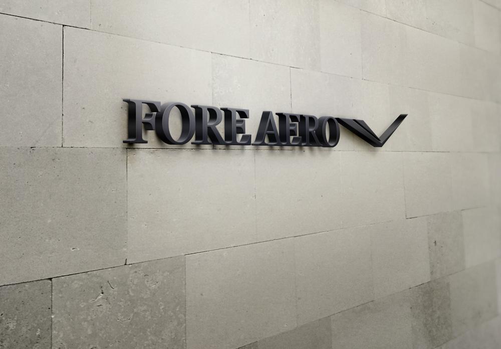 Fore Aero Wall Logo