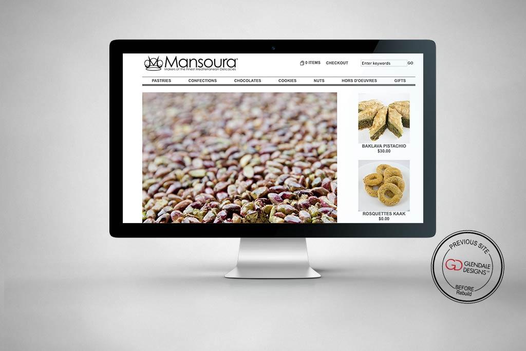 Miva ReDesigns Mansoura.com
