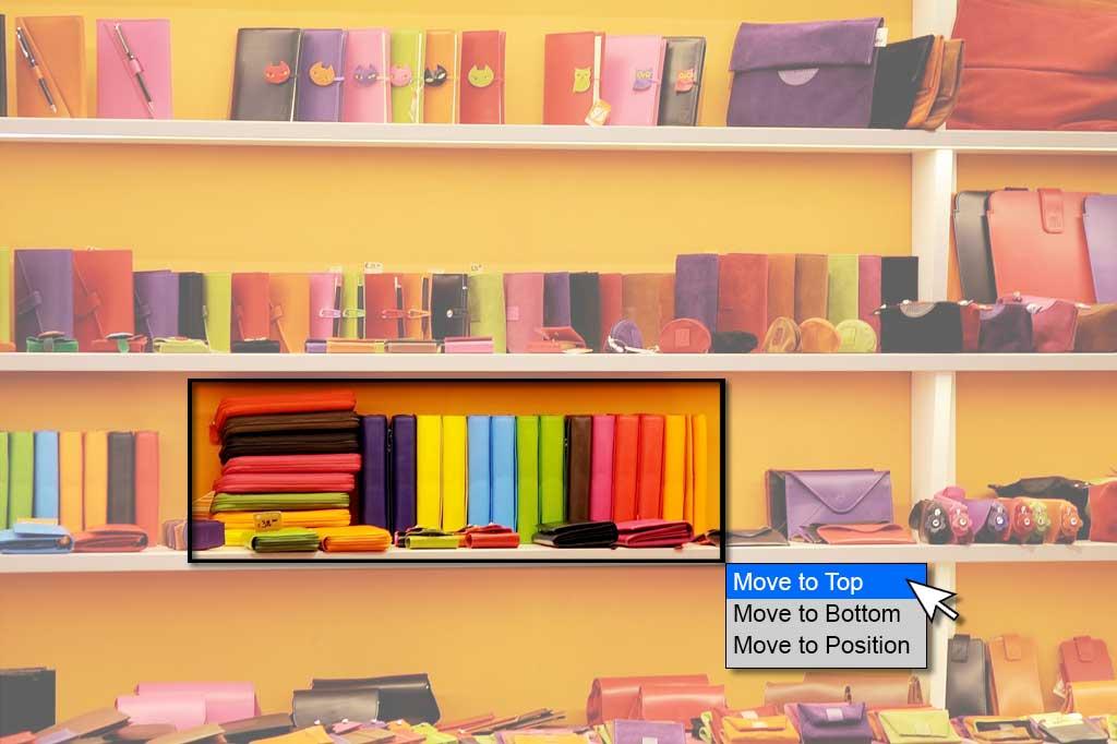 Merchandising your online store