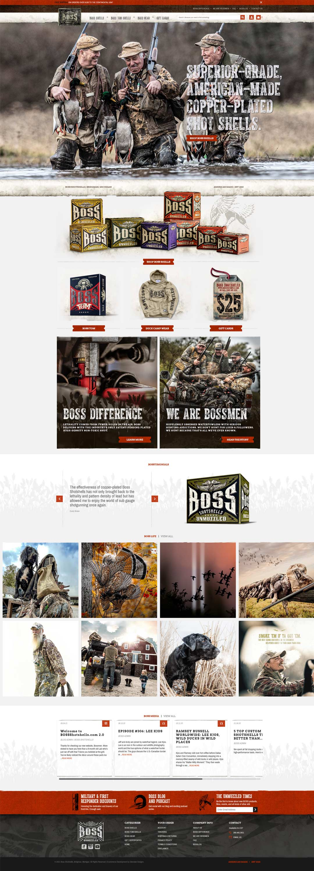 http://Bossshotshells.com%20–%20Miva%20eCommerce%20Replatforming%20Development
