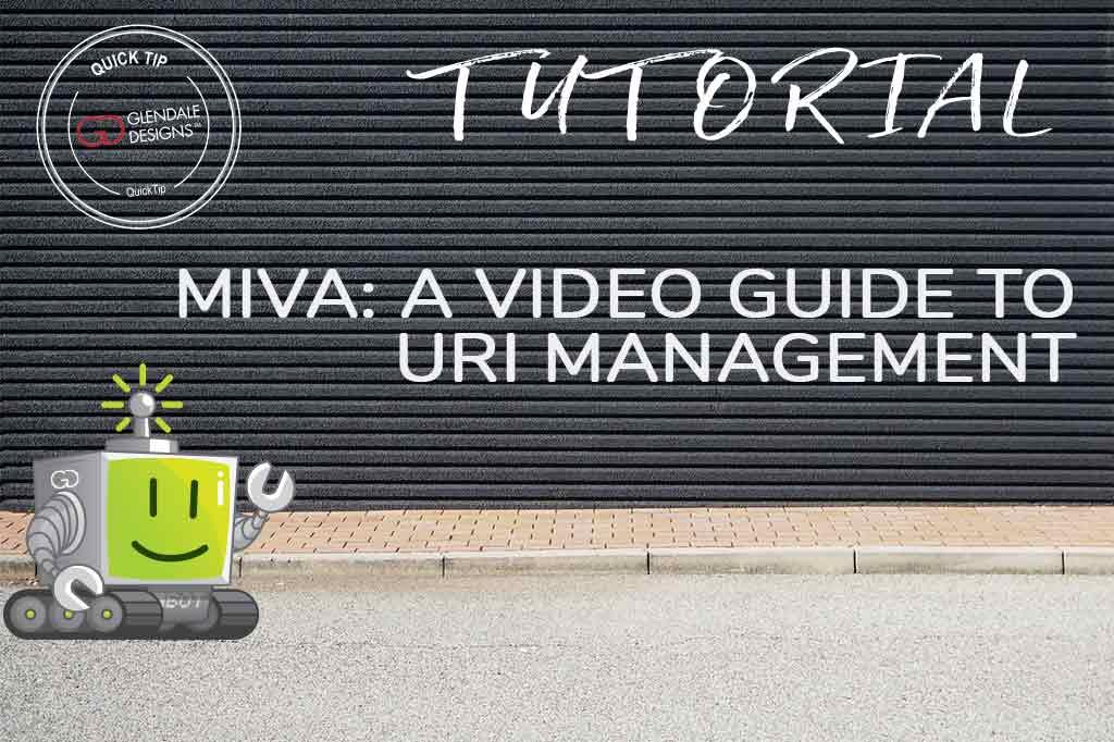 URI Management in Miva