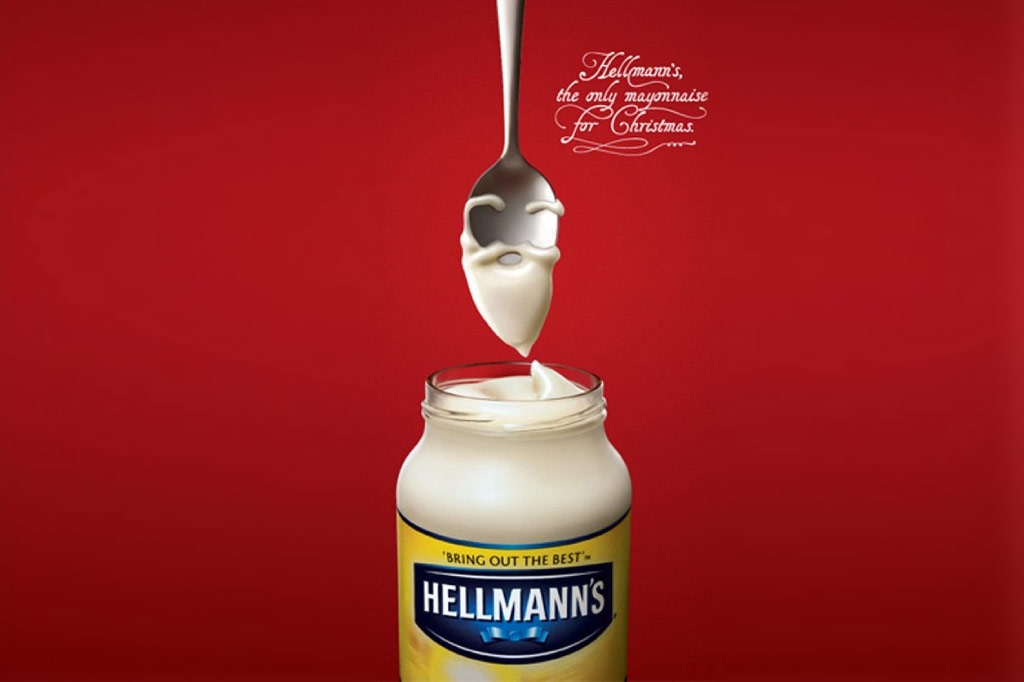 Reinvigorate Your Digital Storefront - Mallman's mayo Christmas ad