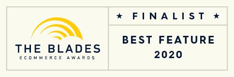 The Blades Awards Nomination Finalist