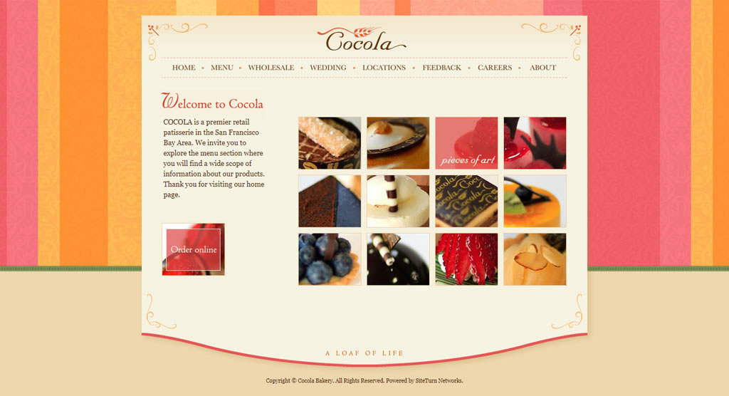 Budget-conscious build - Old Cocola Bakery Homepage