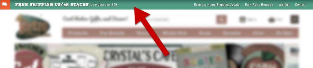 Global Site Headers