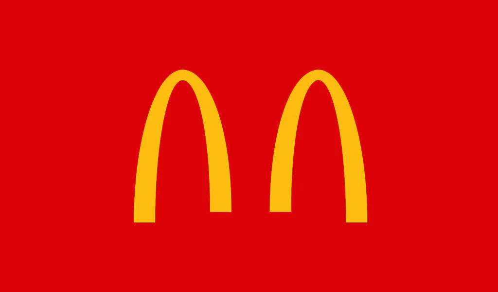 McDonalds Social Distancing marketing image